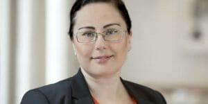 Therese Klaar, chef för enheten för upphandling av varor och tjänster vid Statens Inköpscentral.