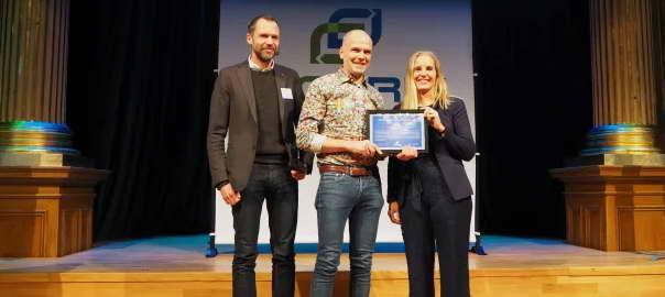Jens Holm, Rickard Malmström och Susanne Afzelius